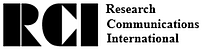 Research Communications International Logo