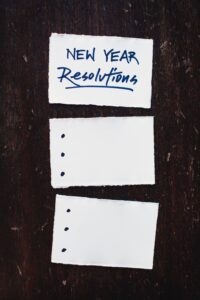 New Year (Technology) Resolutions List