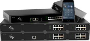 New Telephone System with Cell Integration