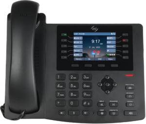 The Ephone4 works well for various business telephone users.